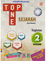 Top One Sejarah Tingkatan 2