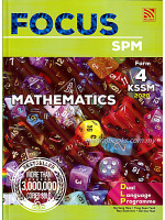 Focus SPM Mathematics Form 4 KSSM