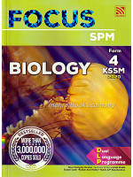 Focus SPM Biology Form 4 KSSM