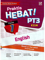 Praktis Hebat! PT3 English Form 1