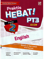 Praktis Hebat! PT3 English Form 2