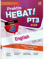 Praktis Hebat! PT3 English Form 3