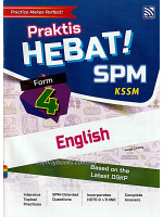 Praktis Hebat! SPM English Form 4