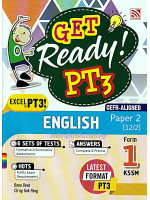 Get Ready! PT3 English Paper 2 Form 1