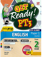 Get Ready! PT3 English Paper 1 Form 2