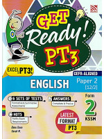 Get Ready! PT3 English Paper 2 Form 2
