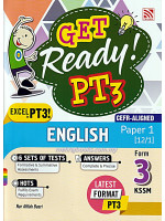 Get Ready! PT3 English Paper 1 Form 3