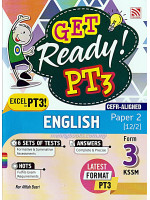 Get Ready! PT3 English Paper 2 Form 3