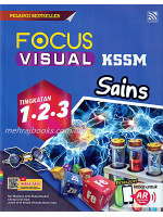 Focus Visual Sains Tingkatan 1-2-3