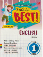 Praktis Best! KSSR English Year 1