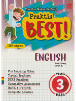 Praktis Best! KSSR English Year 3