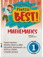Praktis Best! KSSR Mathematics Year 1