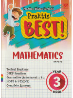 Praktis Best! KSSR Mathematics Year 3