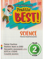 Praktis Best! KSSR Science Year 2