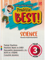 Praktis Best! KSSR Science Year 3