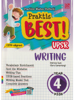 Praktis Best! KSSR Writing Year 4