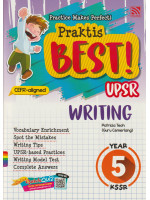 Praktis Best! KSSR Writing Year 5
