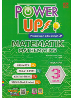 Power Up! Matematik Tingkatan 3-Dwibahasa