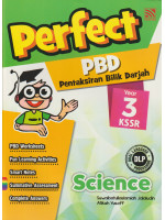 Perfect PBD Science Year 3
