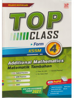 Top Class Additional Mathematics Form 4