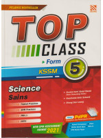 Top Class Science Form 5
