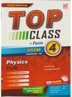Top Class Physics Form 4