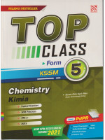 Top Class Chemistry Form 5