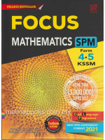 Focus SPM Mathematics Form 4.5 KSSM