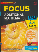 Focus SPM Additional Mathematics Form 4.5 KSSM