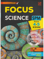 Focus SPM Science Form 4.5 KSSM