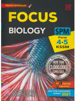 Focus SPM Biology Form 4.5 KSSM