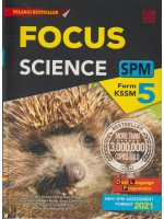 Focus SPM Science Form 5 KSSM