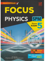 Focus SPM Physics Form 5 KSSM
