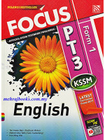 Focus PT3 English Form 1 KSSM