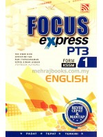 Focus Express PT3 English Form 1