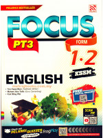 Focus PT3 English Form 1, 2
