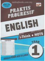 Praktis Progresif English Year 1 Semakan KSSR (New Syllabus)