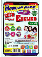 Revisi Mobil kSSR Semakan CEFR Aligned English Year 4