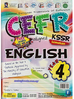 CEFR Aligned English Year 4