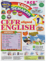 Ace Praktis KSSR Semakan CEFR Aligned  English Year 1