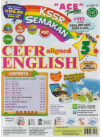 Ace Praktis KSSR Semakan CEFR Aligned English Year 3