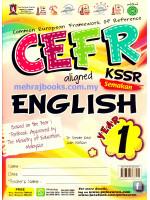 CEFR Aligned English Year 1