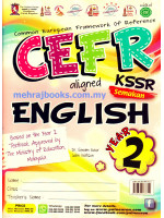 CEFR Aligned English Year 2