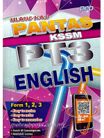 Ulang Kaji Pantas KSSM PT3 English Form 1-2-3