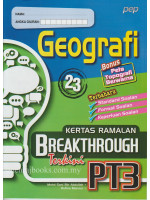 Kertas Ramalan Breakthrough Terkini PT3 Geografi