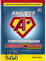 Project A+ Comprehension PT3 Tingkatan 1-2-3