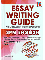Essay Writing Guide Tingkatan 4 & 5