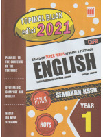 Topikal Bijak Edisi 2021 English Year 1