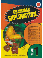 Grammar Exploration Year 1