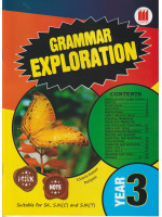 Grammar Exploration Year 3